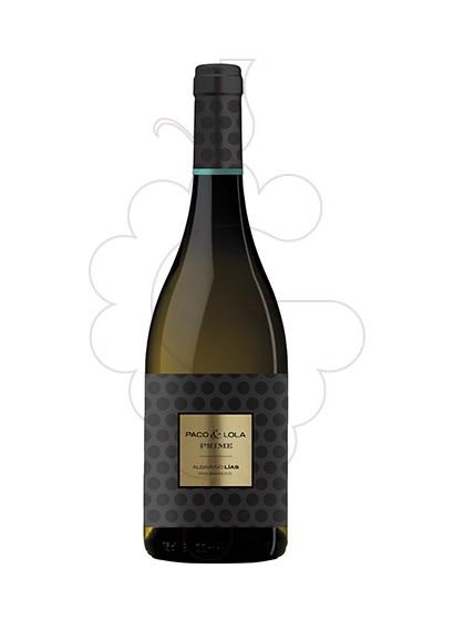 Foto Albariño Paco & Lola Prime  vino blanco