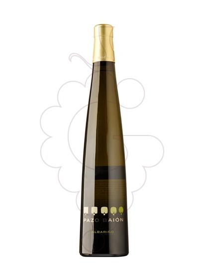 Foto Albariño Pazo Baion vino blanco
