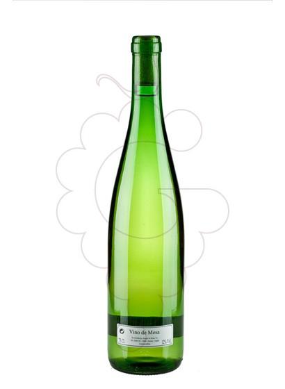 Foto Vino Afrutado Sin Etiqueta vino blanco