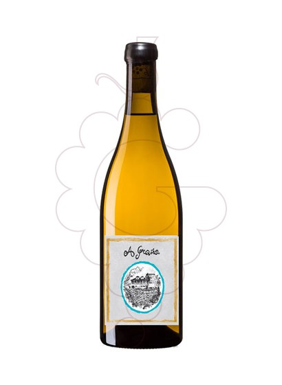 Foto Albariño a Graña vino blanco