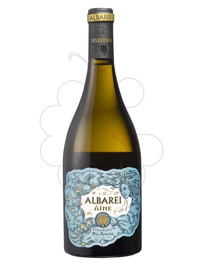 Foto Albariño Albarei Áine  vino blanco