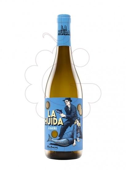 Foto Albariño La Huida vino blanco