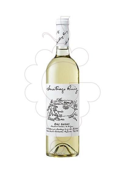 Foto Albariño Santiago Ruiz Magnum vino blanco