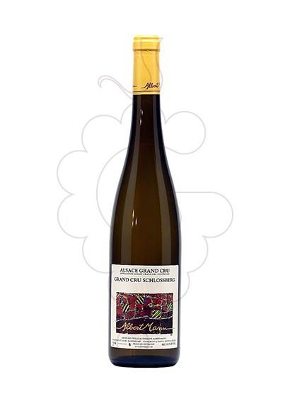 Foto Albert Mann Gran Cru Riesling  vino blanco