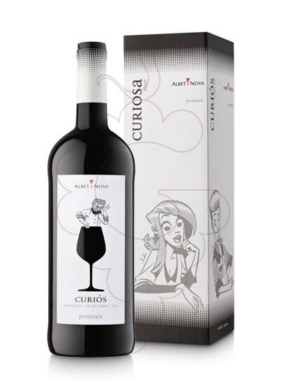 Foto Albet i noya curios ng magnum vino tinto