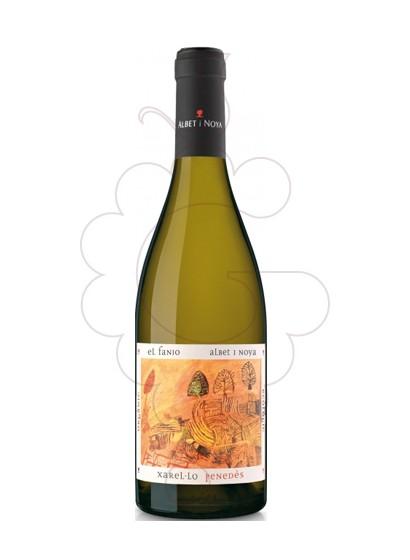 Foto Albet i noya el fanio bl. 17 vino blanco