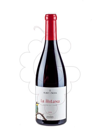 Foto Albet i Noya Finca la Milana vino tinto