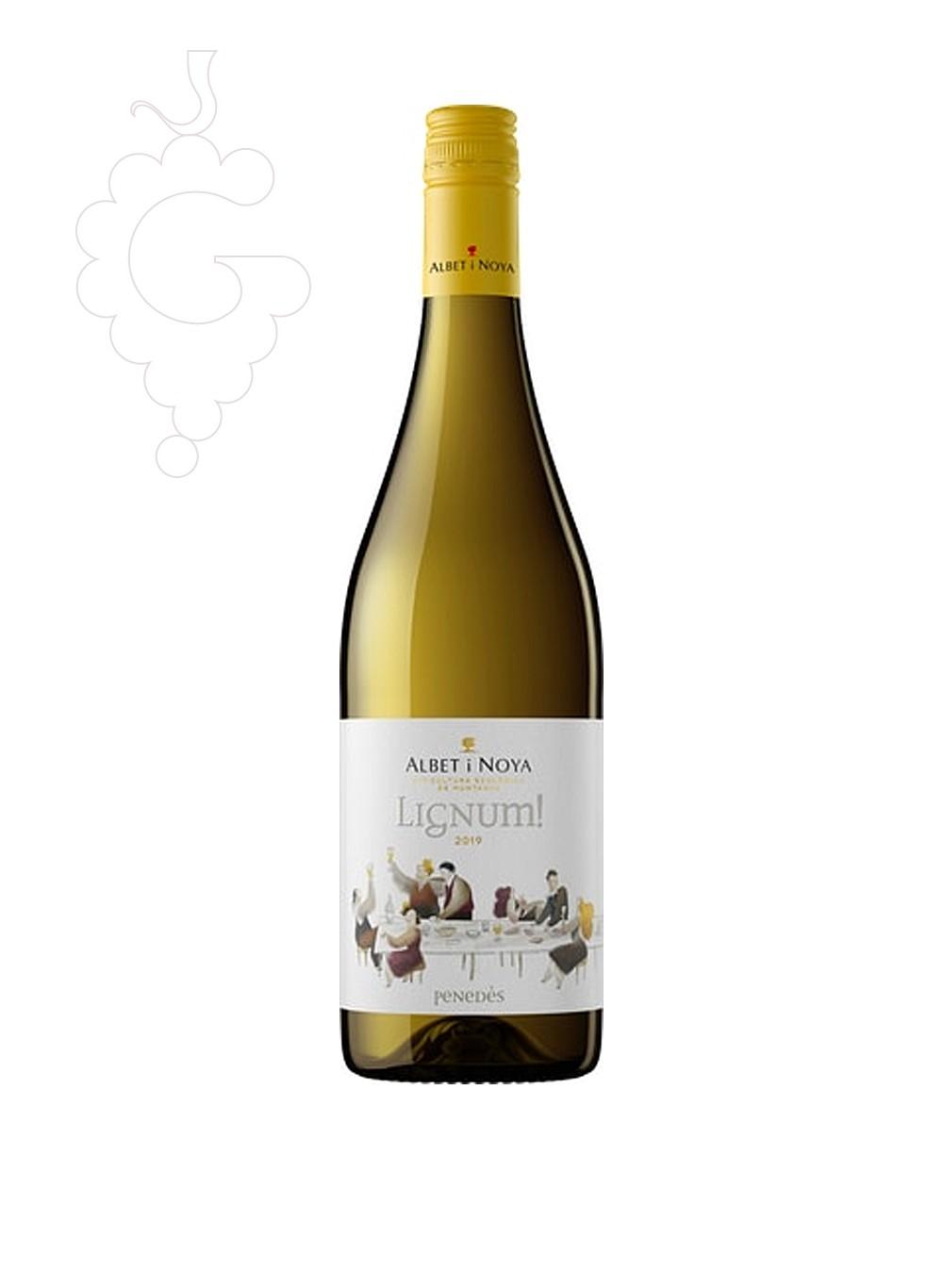 Foto Albet i Noya Lignum Blanc vino blanco