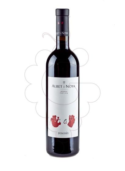 Foto Albet i Noya Reserva Marti vino tinto