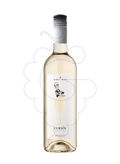 Foto Albet i Noya Curiós Blanco vino blanco