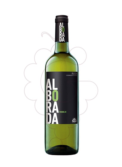 Foto Alborada Verdejo vino blanco