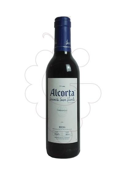 Foto Viña Alcorta Crianza (mini) vino tinto