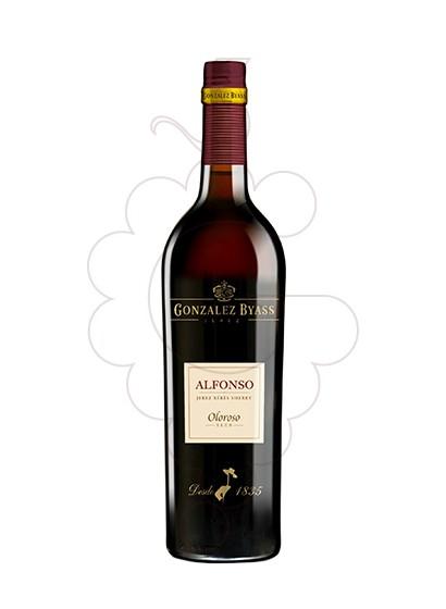 Foto Alfonso Oloroso Seco vino generoso