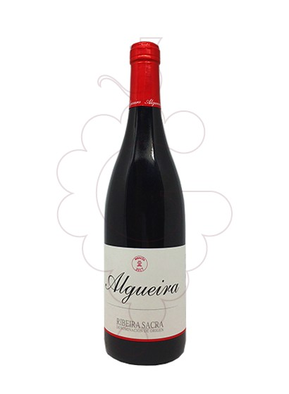 Foto Algueira Mencía vino tinto