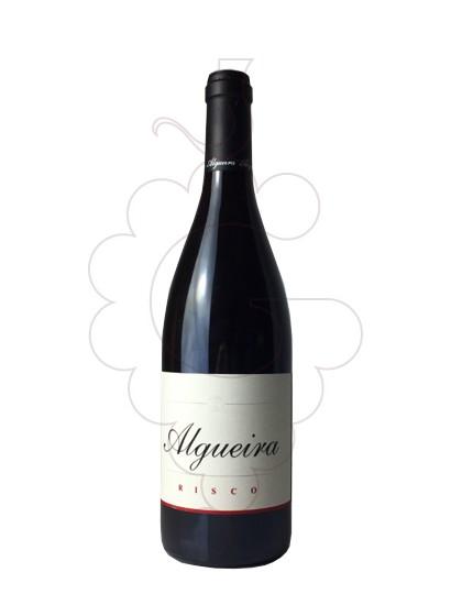 Foto Algueira Risco Merenzao vino tinto