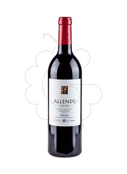 Foto Allende vino tinto