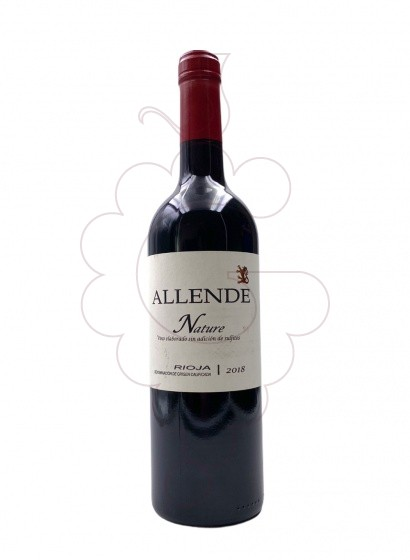 Foto Allende Nature vino tinto