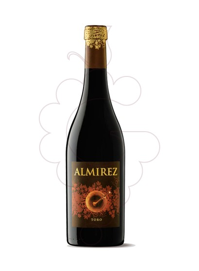 Foto Almirez Magnum vino tinto
