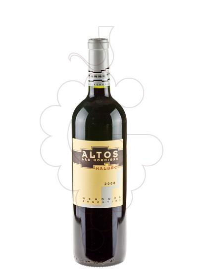Foto Altos las Hormigas Malbec vino tinto