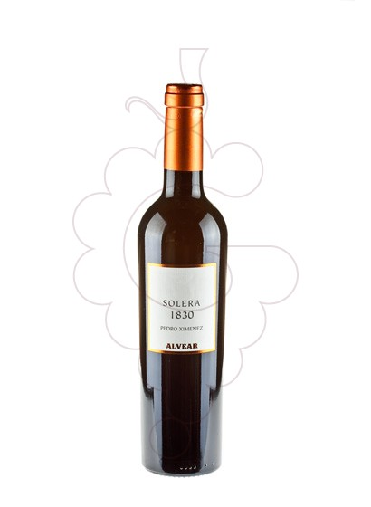 Foto Alvear Solera 1830 Pedro Ximenez vino generoso