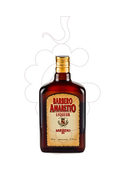Foto Licor Amaretto Barbero