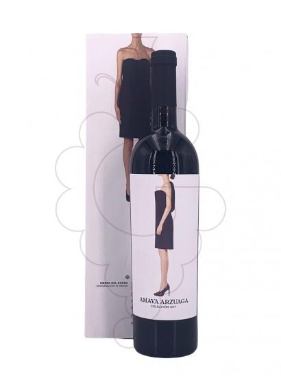 Foto Amaya Arzuaga Col·lección vino tinto
