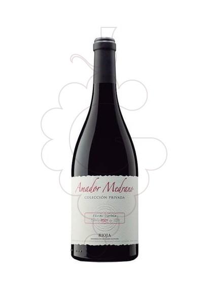 Foto Amador Medrano Colección Privada vino tinto