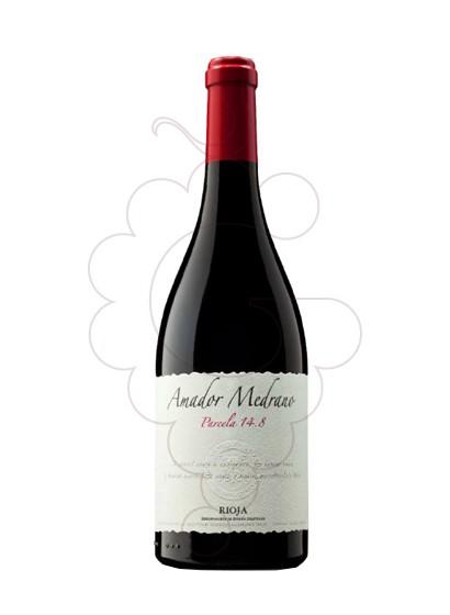 Foto Amador Medrano Parcela 14.8 vino tinto