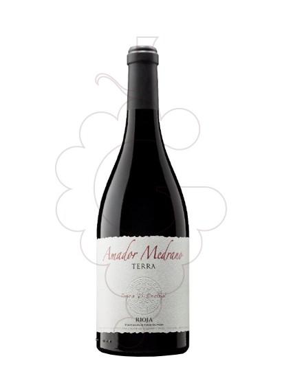 Foto Amador Medrano Terra Finca El Encinal vino tinto