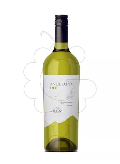 Foto Andeluna 1300 Torrontés vino blanco