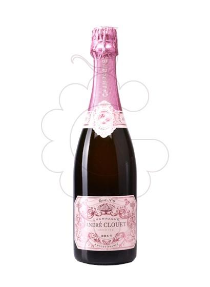 Foto Andre clouet brut rose 75 cl vino espumoso