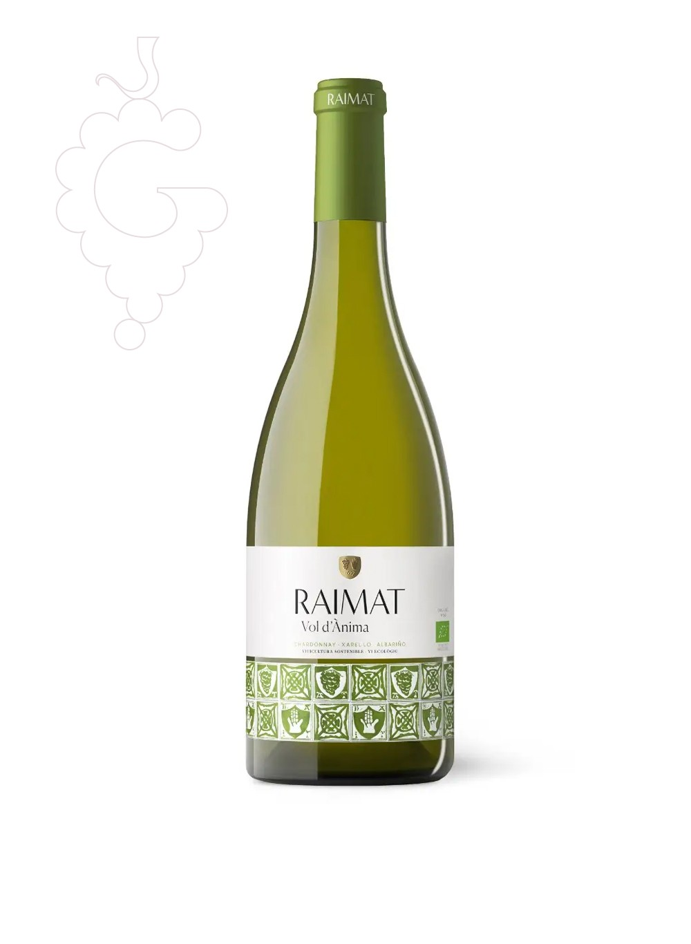 Foto Ànima de Raimat Blanco vino blanco