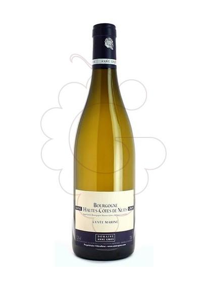 Foto Anne Gros Hautes Côtes de Nuits Blanc Cuvée Marine vino blanco