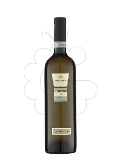 Foto Anno Domini Chardonnay vino blanco