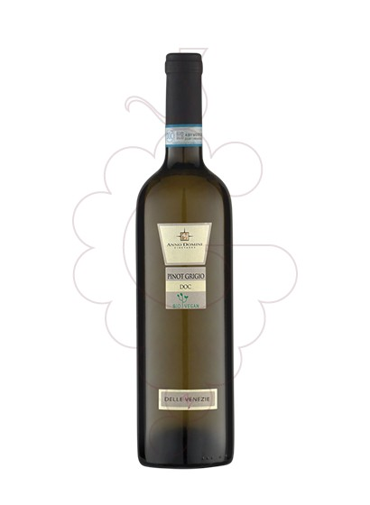 Foto Anno Domini Pinot Grigio vino blanco