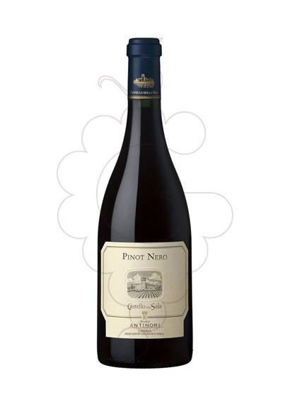 Foto Antinori Castello della Sala Pinot Nero vino tinto