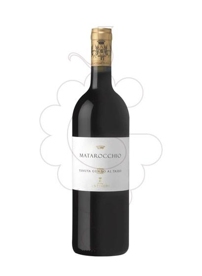 Foto Guado al Tasso Matarocchio vino tinto
