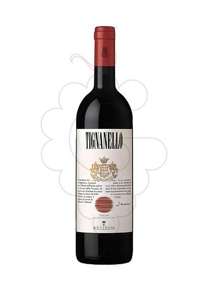 Foto Antinori Tignanello vino tinto
