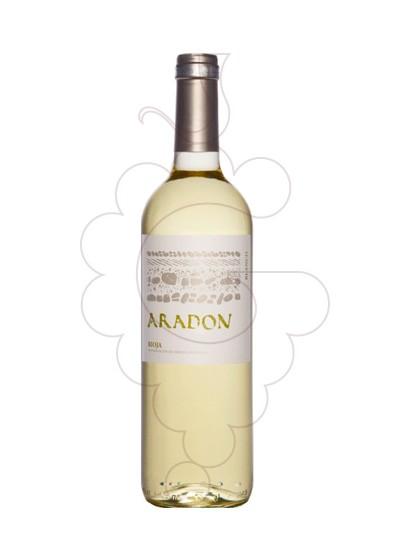 Foto Aradón Blanco vino blanco