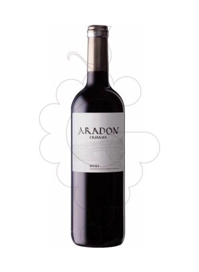Foto Aradón Crianza vino tinto