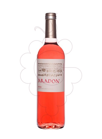 Foto Aradón Rosado vino rosado