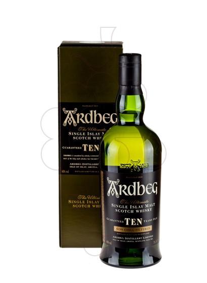 Foto Whisky Ardbeg 10 Años