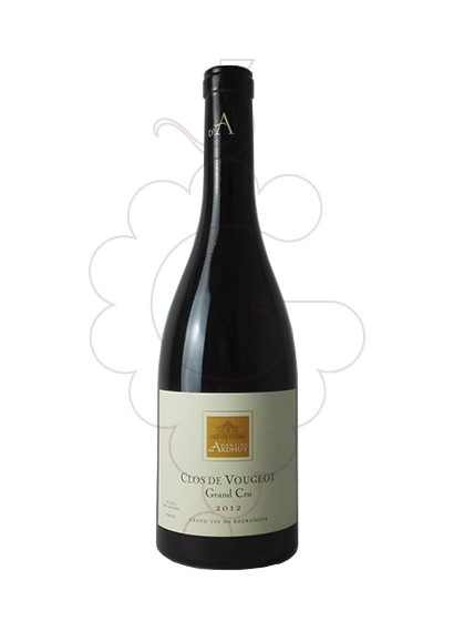 Foto Ardhuy Clos de Vougeot Grand Cru vino tinto