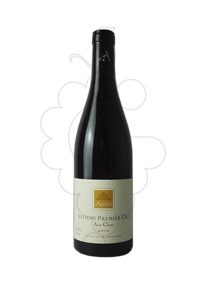 Foto Ardhuy Savigny 1er Cru Aux Clous vino tinto