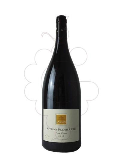 Foto Ardhuy Savigny 1er Cru Aux Clous Magnum vino tinto