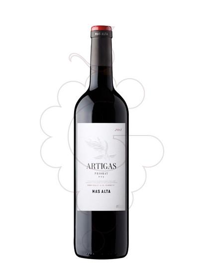 Foto Artigas vino tinto