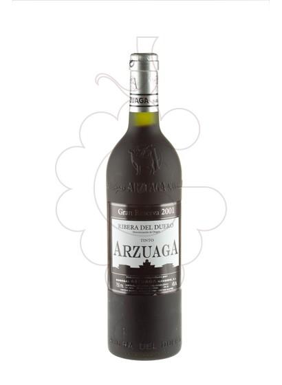 Foto Arzuaga Gran Reserva vino tinto