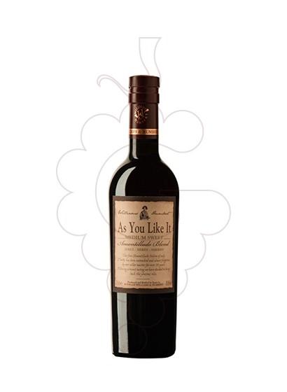 Foto As you like It vino generoso