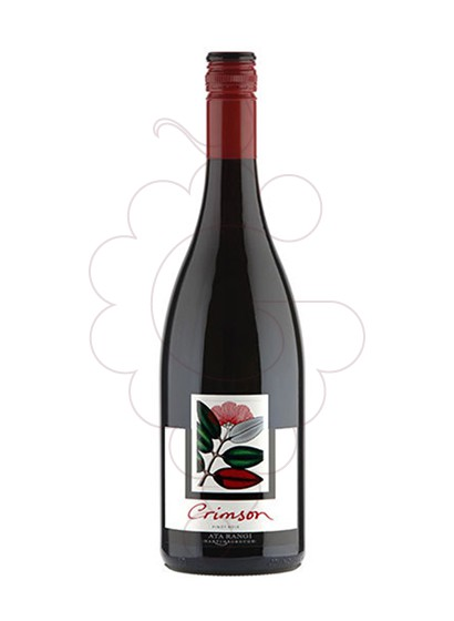 Foto Ata Rangi Crimson Pinot Noir vino tinto