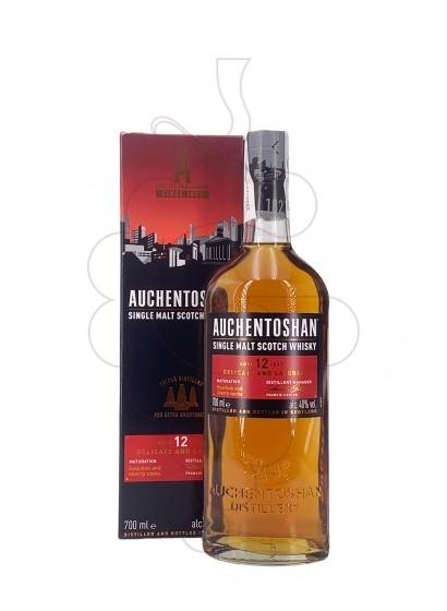 Foto Whisky Auchentoshan 12 Años